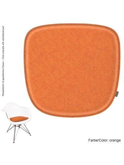 Eco Filz Sitzkissen geeignet für Vitra Eames Armchair - DAW, DAR, DAX, RAR