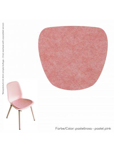 Eco Filz Sitzkissen geeignet für Ikea Leifarne