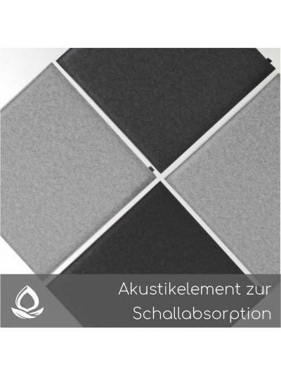 Eco Filz Schallschutz Schallabsorber Akustikelement 65x65cm