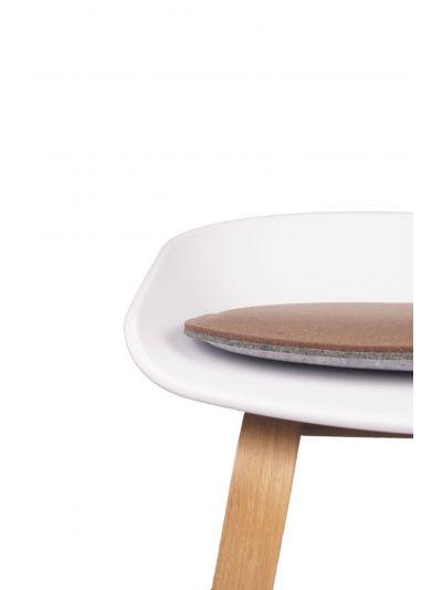 Eco Filz Kissen geeignet für  Hay about a stool 32 - 38 AAS