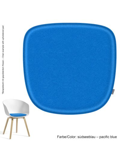 Eco Filz Sitzkissen geeignet HAY - About A Chair 20-28 AAC