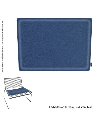 Eco Filz Kissen geeignet für Hay - Hee Lounge Chair