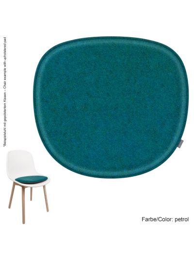 Eco Filz Sitzkissen geeignet für Hay Neu 13