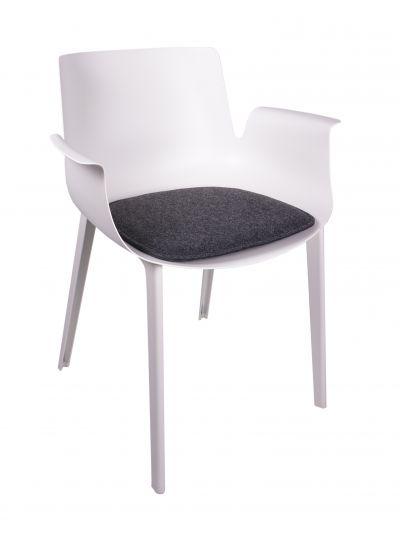Eco Filz Sitzkissen geeignet für Kartell Piuma