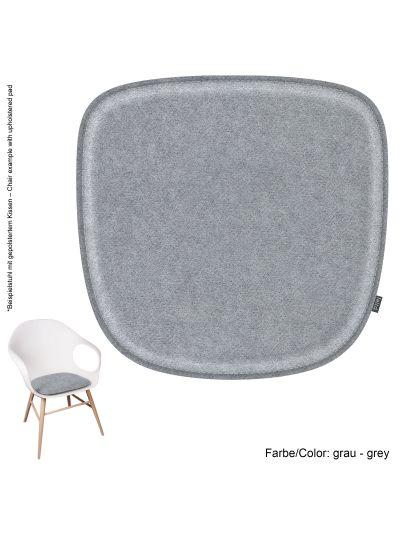 Eco Filz Sitzkissen geeignet für Kristalia Elephant