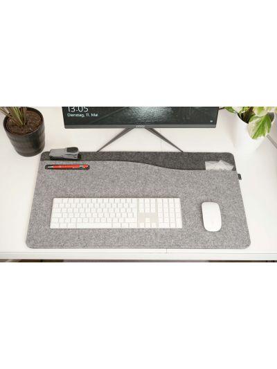 Eco Filz Schreibtischunterlage superior