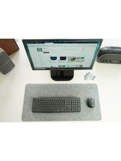 Schreibtischunterlage nach Maß - einlagig - Simple