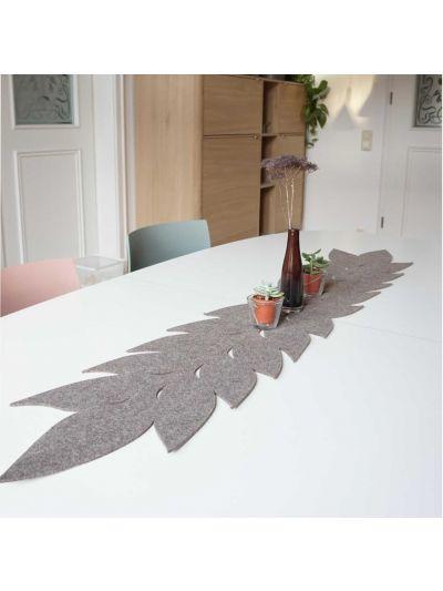 Tischläufer nach Maß - Leaves