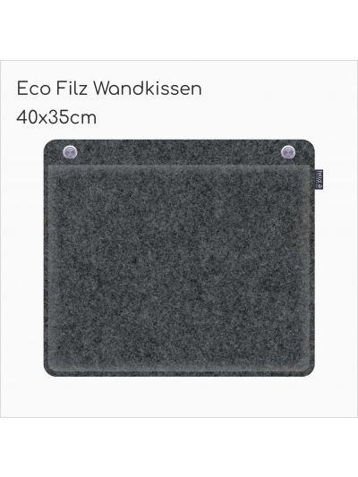 Eco Filz Wandkissen Standard 40x35cm